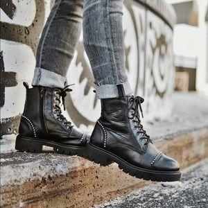 Aldo Combat Boots - Studded size 6.5